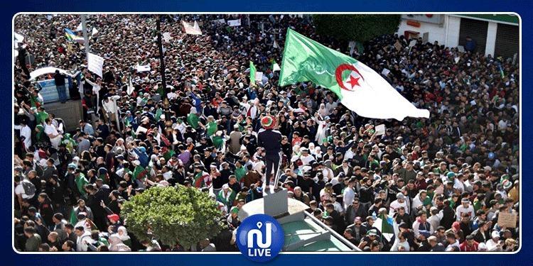 Les manifestations se poursuivent en Algérie …