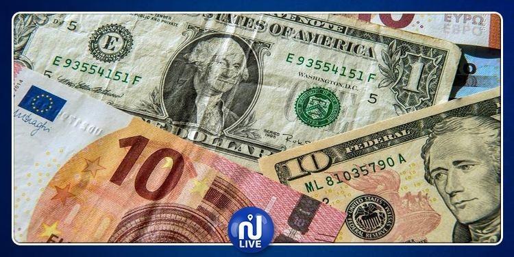 مقارنة بـ2017: تراجع مخزون تونس من العملة الصعبة في 2018