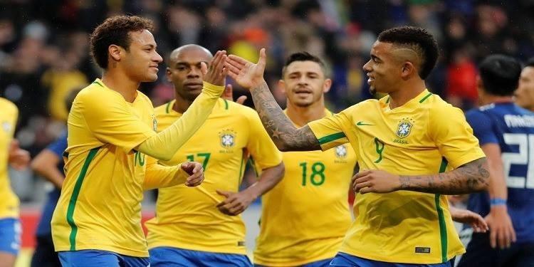 Neymar dans ses œuvres (vidéo)