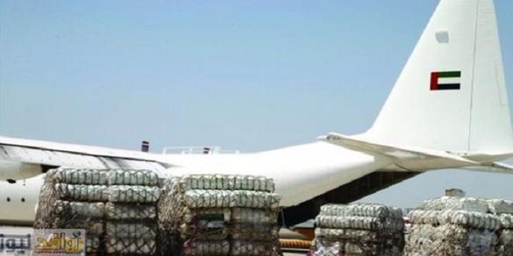 جسر جوي إماراتي من 9 طائرات لدعم ليبيا