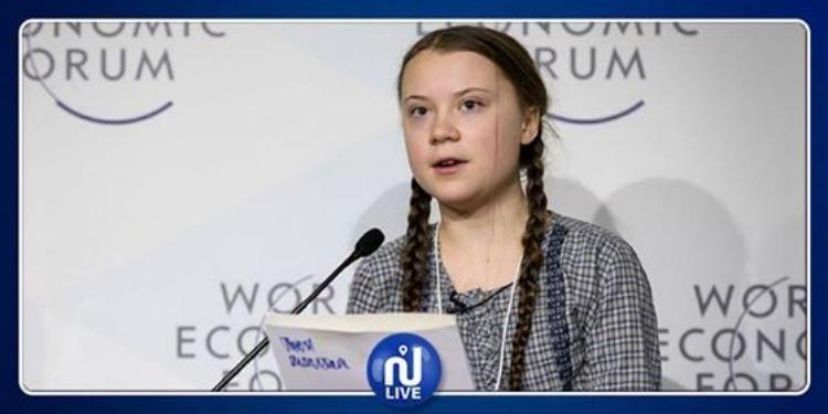 أصغر مدافعة عن المناخ مرشّحة لجائزة نوبل للسلام 2019