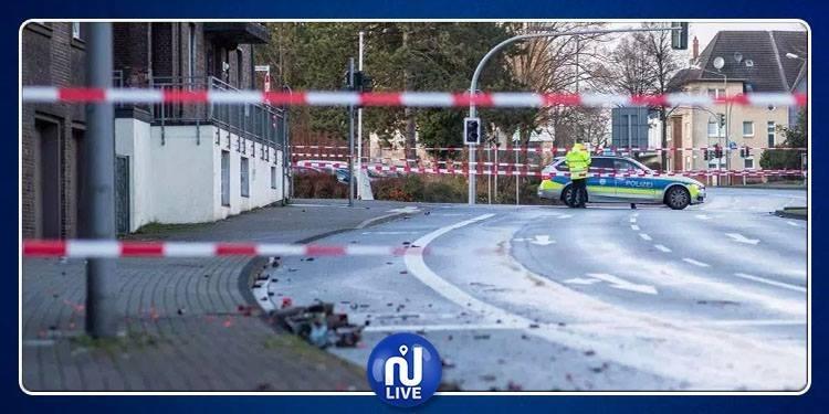 ألمانيا: إيقاف شخص بتهمة دهس مجموعة من المترجلين بسيارته
