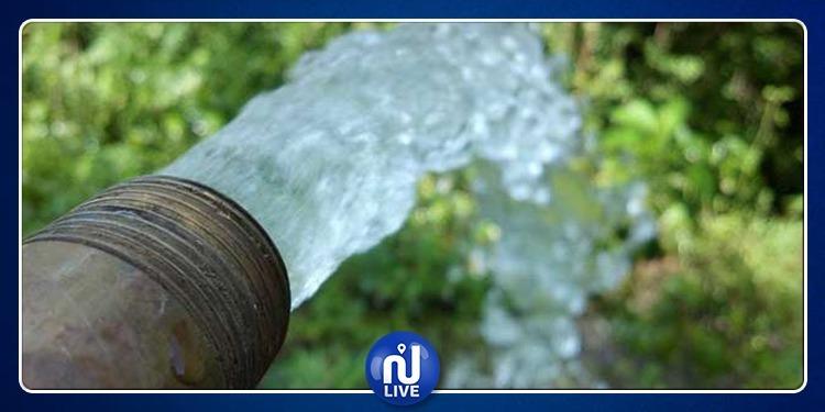 وزارة الفلاحة.. الشروعفي إعداد إستراتيجية المياه في أفق 2050
