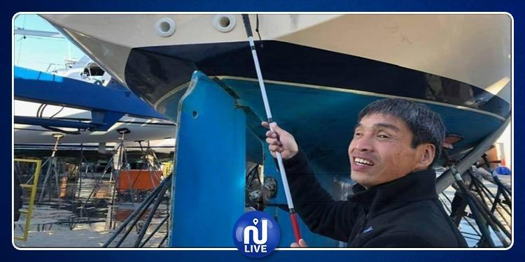 أوّل بحار كفيف يعبر المحيط الهادئ على متن قارب شراعي!