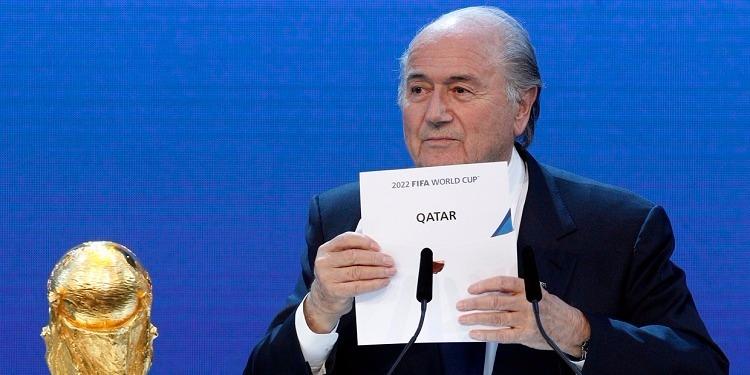 الفيفا يتخذ موقفه النهائي من إقامة المونديال في قطر