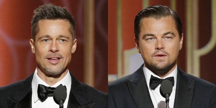 Di Caprio et Brad Pitt, dans un nouveau film