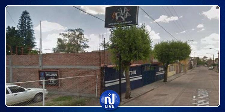 المكسيك: عشرات القتلى في إطلاق نار داخل حانة