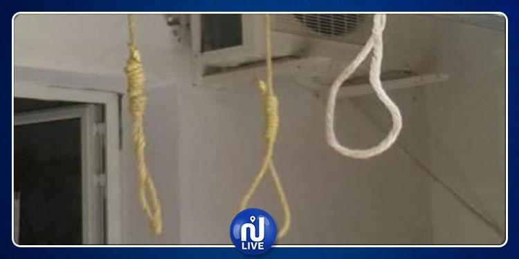 المهدية: معطّلون عن العمل ينصبون المشانق ويهددّون بالإنتحار