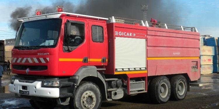 بنزرت : تدعيم أسطول المندوبية الجهوية للتنمية الفلاحية بـ3 شاحنات إطفاء الحرائق