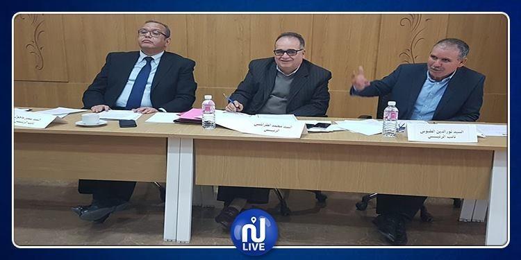 إجتماع المجلس الوطني للحوار الاجتماعي