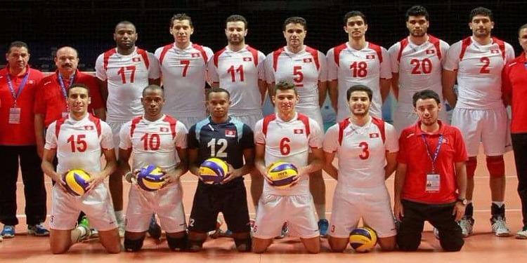 قرعة كأس العالم للكرة الطائرة : المنتخب التونسي في المجموعة الثالثة