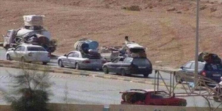 ليبيا: نزوح جماعي متسارع لسكان مدينة سرت