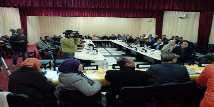 لجنة الفلاحة بالبرلمان في زيارة ميدانية إلى القصرين