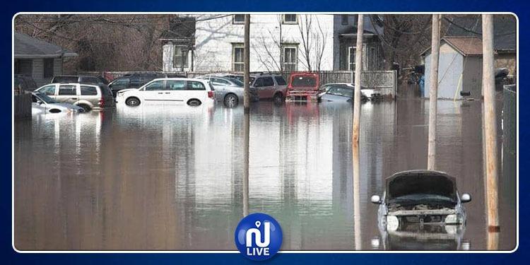 قتلى ومفقودين في فيضانات أمريكا والسلطات تعلن حالة الطوارئ