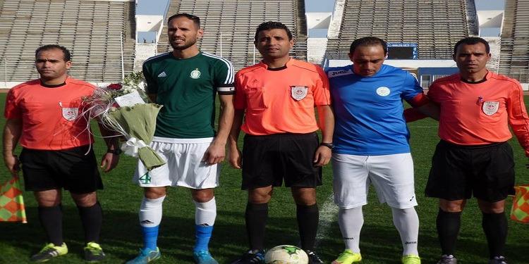 الملعب الإفريقي بمنزل بورقيبة ينهزم أمام نادي أهلي طرابلس الليبي وديا