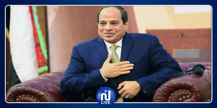 السيسي: الشعب المصري أبهر العالم