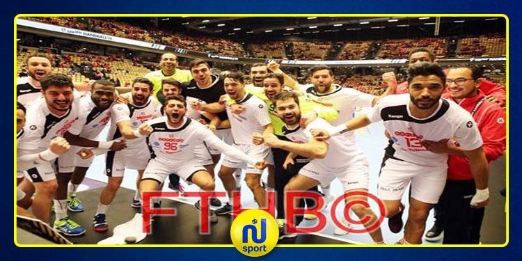 مونديال كرة اليد: تونس تلاقي اليوم السويد في الدور الثاني