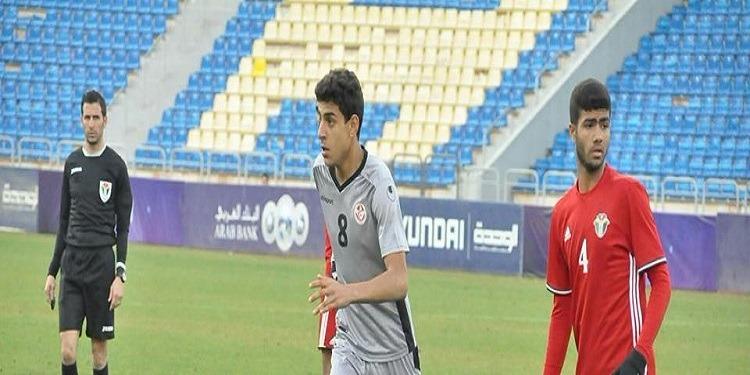 المنتخب الوطني للأصاغر ينهزم وديا ضد الأردن