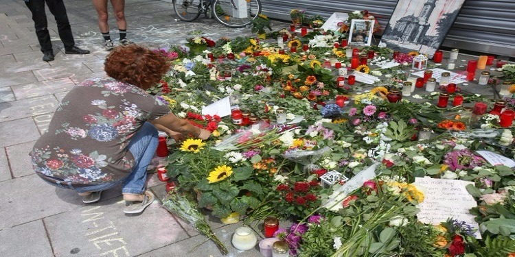 مرتكب اعتداء ''سوبرماركت'' هامبورغ تحرك بدافع إرهابي