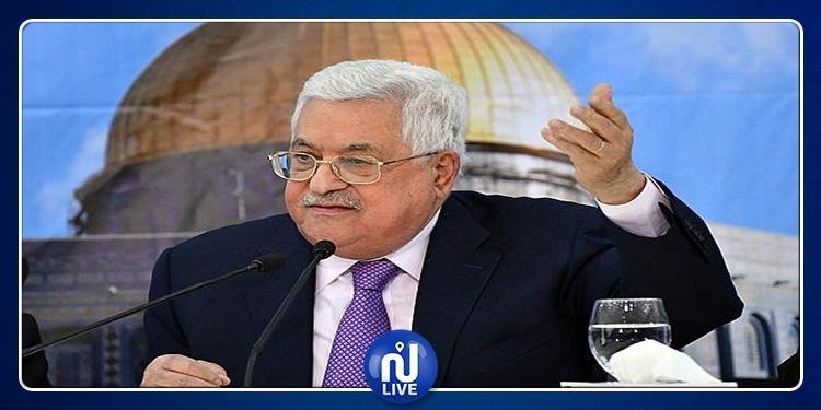 محمود عباس: 'المحكمة الدستورية قررت حل المجلس التشريعي الفلسطيني'