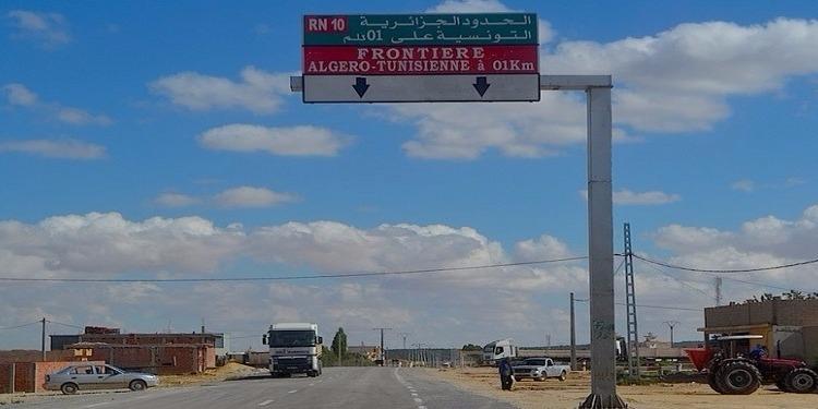 القصرين: ضبط 3 عائلات سورية بصدد التسلّل إلى التراب التونسي