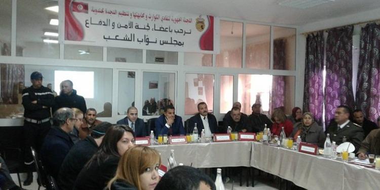جندوبة: اللجنة الجهوية لمجابهة الكوارث تستعرض منظومة مجابهة الكوارث وأهم النقائص