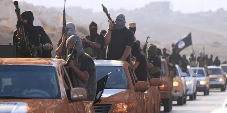 داعش تقترب من أجدابيا