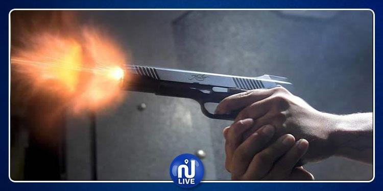 باجة: شرطي يطلق النار على نفسه