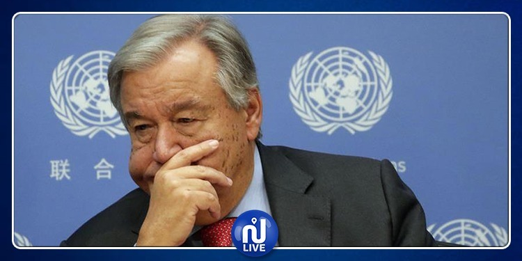 الأمين العام للأمم المتحدة مصـــدوم !