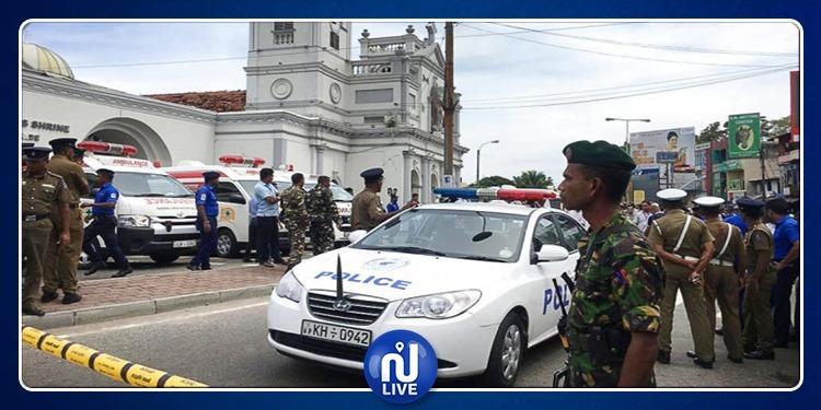 سريلانكا: انفجار جديد قرب كنيسة في كولومبو