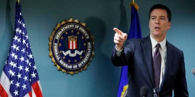 جيمس كومي: لا وجود لتهديد إرهابي جدّي في الولايات المتحدة