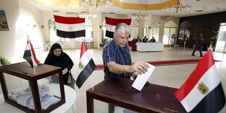 إقبال ضعيف على التصويت في الانتخابات البرلمانية المصرية