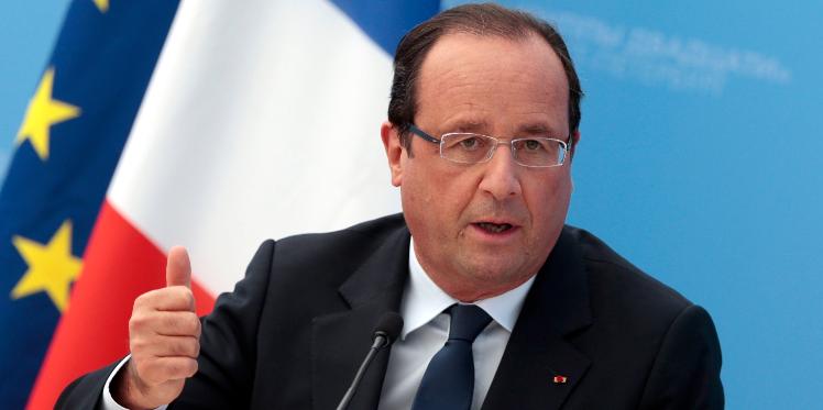 هولاند يؤكد تضامن بلاده  مع تونس فى حربها ضد الإرهاب