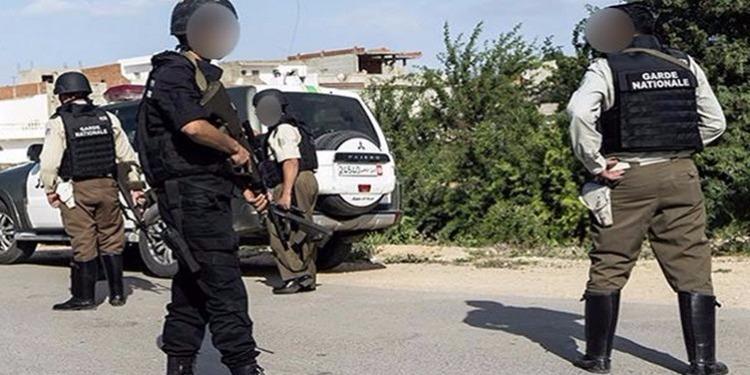 نابل: إيقاف 23 مفتش عنهم خلال حملة أمنية كبرى