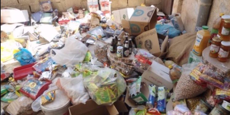 المنستير:حجز كميات كبيرة من المواد الغذائية غير صالحة للاستهلاك