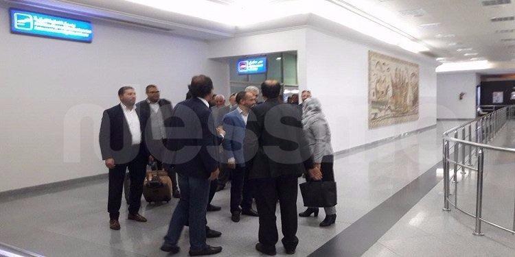 مطار جربة جرجيس يستقبل أوّل رحلة جوية من مطار معيتيقة الليبي (صور)