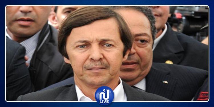 Algérie : Saïd Bouteflika a été interpellé...