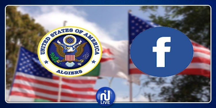 سفارة واشنطن لدى الجزائر توقف حساباتها على تويتر وفايسبوك..والسبب!!