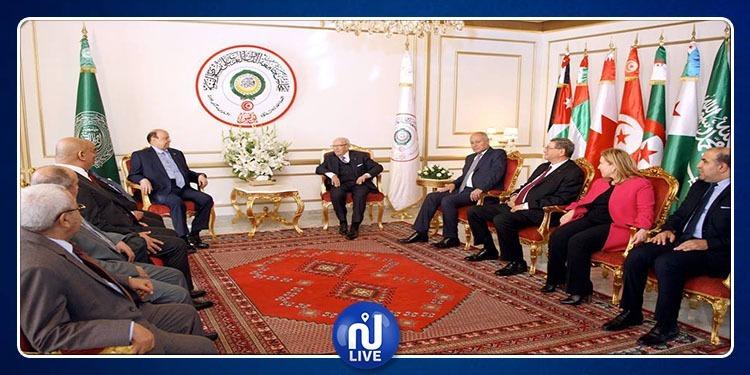 Sommet arabe: Les chefs d'Etat et de délégation, arrivés à Tunis