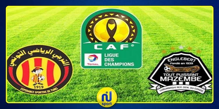Ligue des Champions: L'Espérance ST bat le TP Mazembe