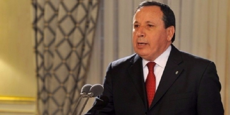 الجهيناوي يجرى سلسلة من اللقاءات لدفع العلاقات التونسية العراقية