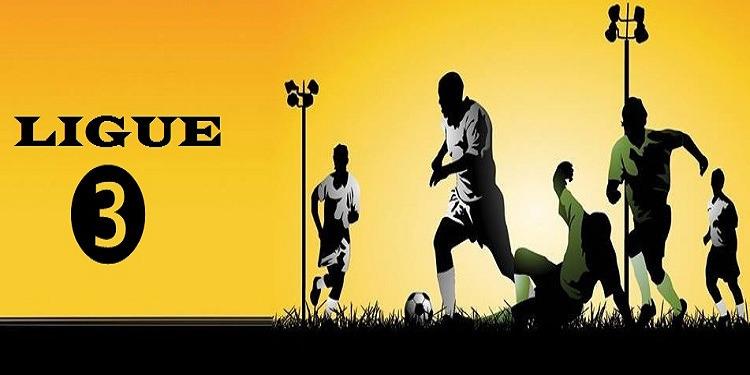 الرابطة 3: برنامج مباريات الجولة الثالثة عشر ايابا
