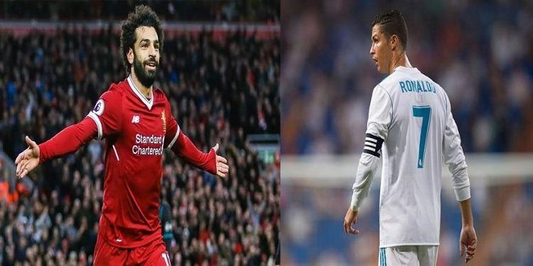 المغرب يستعين برونالدو وصلاح للترويج لملف تنظيم مونديال 2026
