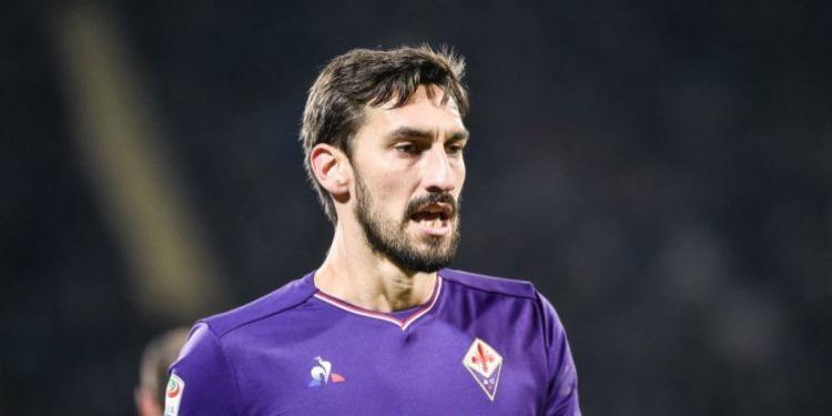 Le capitaine de la Fiorentina Davide Astori est mort