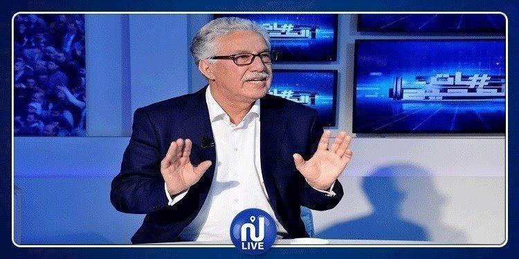 حمة الهمامي: ''حركة النهضة حركة اخوانية رجعية استبدادية''