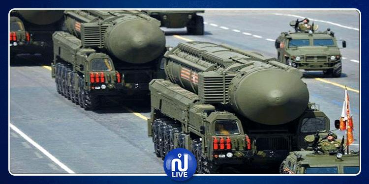 روسيا تنشر قائمة مواقع أمريكية يمكن استهدافها