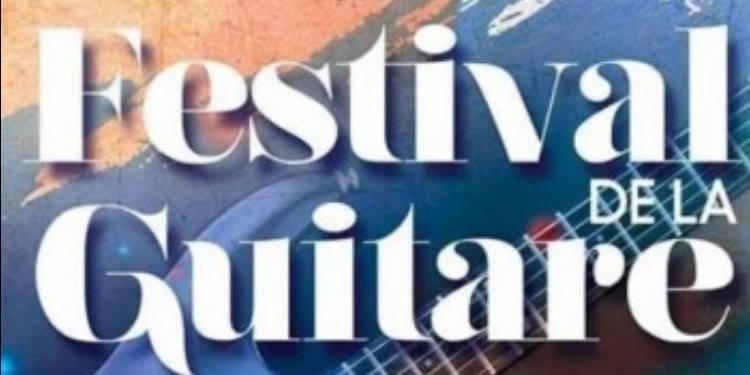 Jendouba: Ouverture du 7e Festival de la guitare