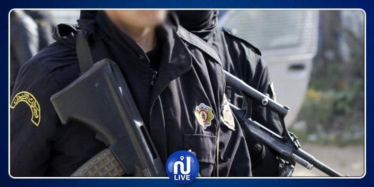 باب بحر: إيقاف عدد من المفتش عنهم في حملة أمنية