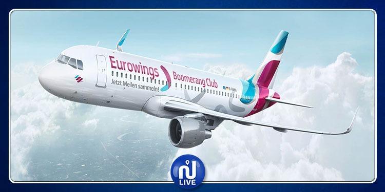 Lufthansa programme 3 lignes low-cost vers la Tunisie