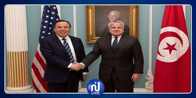 واشنطن: الجهيناوي يلتقي نائب وزير الخارجية الأمريكي